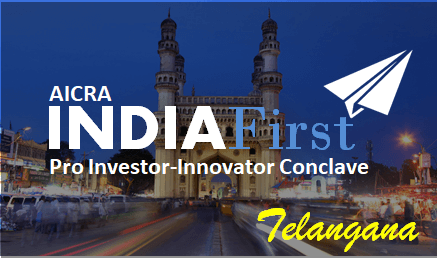 IndiaFirst Pro Investor-Innovator Conclave - Hyderabad